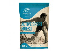 Muesli Active Sport Bio 350g