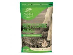 Muesli Body Cleanse Bio 350g