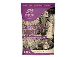 Superfood Muesli Bio 320 g (Směs vloček, semínek a superpotravin)