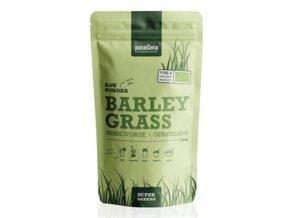 SG Barley Grass Raw Powder BIO 200g (Zelený ječmen)