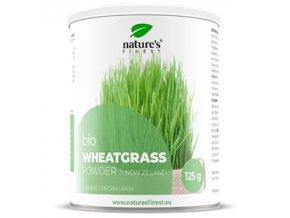 Wheatgrass Powder Bio (New Zealand) 125g (Zelená pšenice)