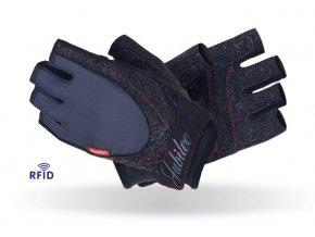 MADMAX Fitness rukavice JUBILEE SWAROVSKI