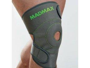 MADMAX Bandáže kolena - stabilizace čéšky, Velikost UNI