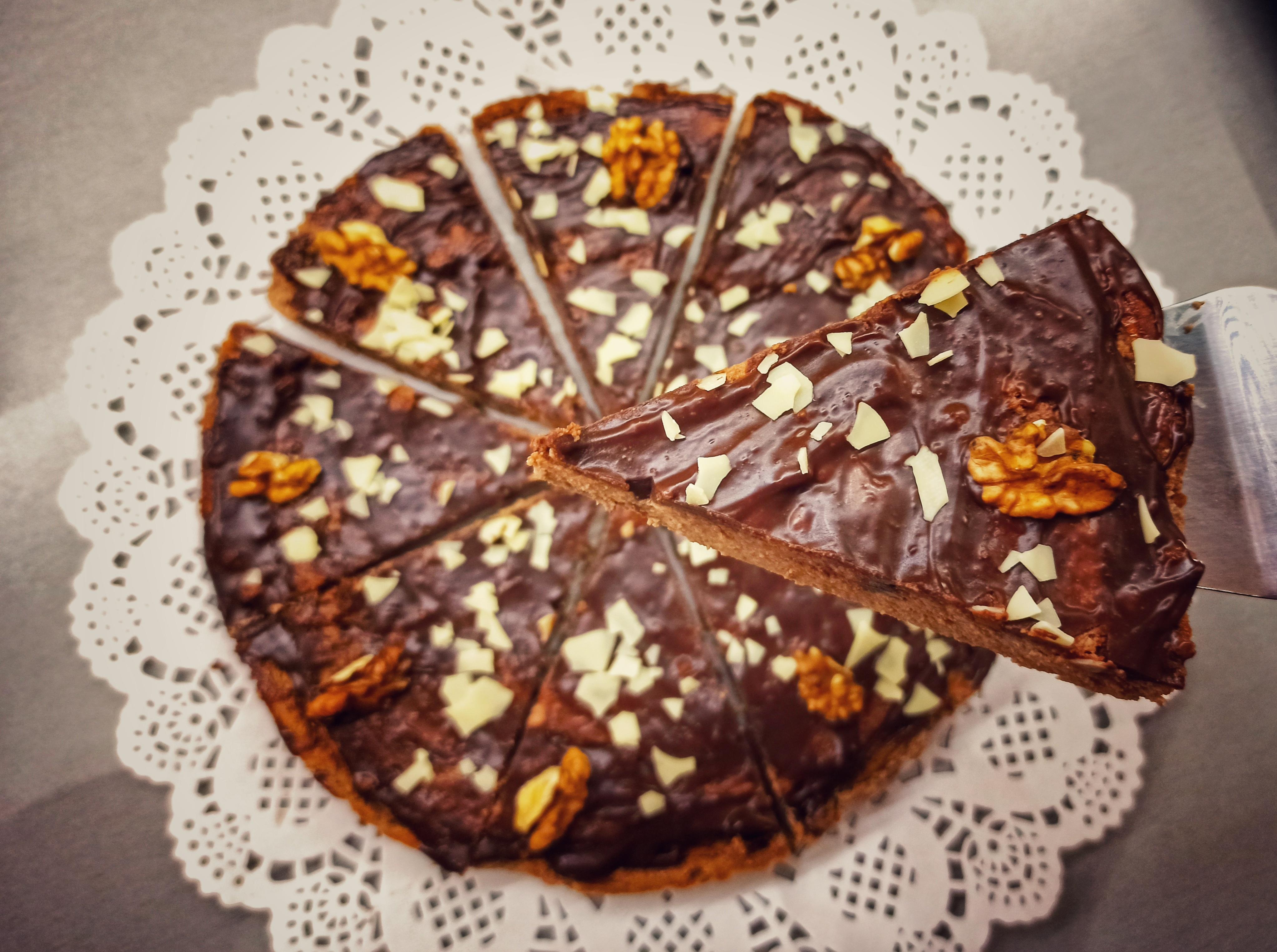 Čokoládový cheesecake (lowcarb)