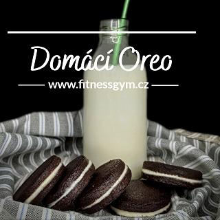 Domácí Oreo sušenky