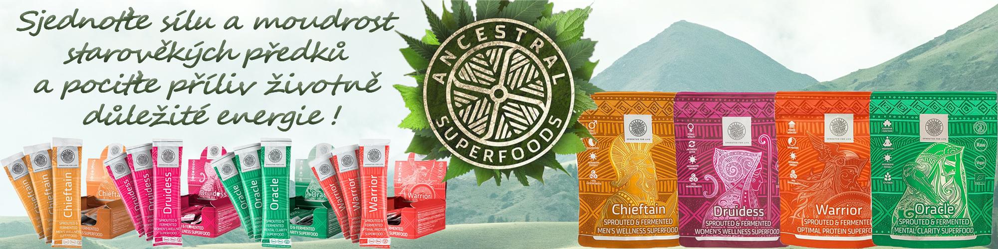 Ancestral Superfoods