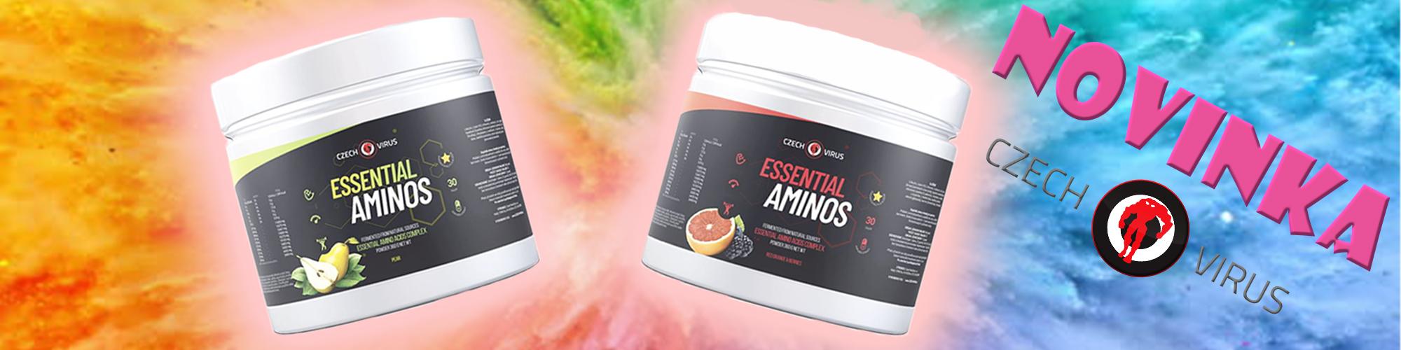 Czech Virus Essential Aminos
