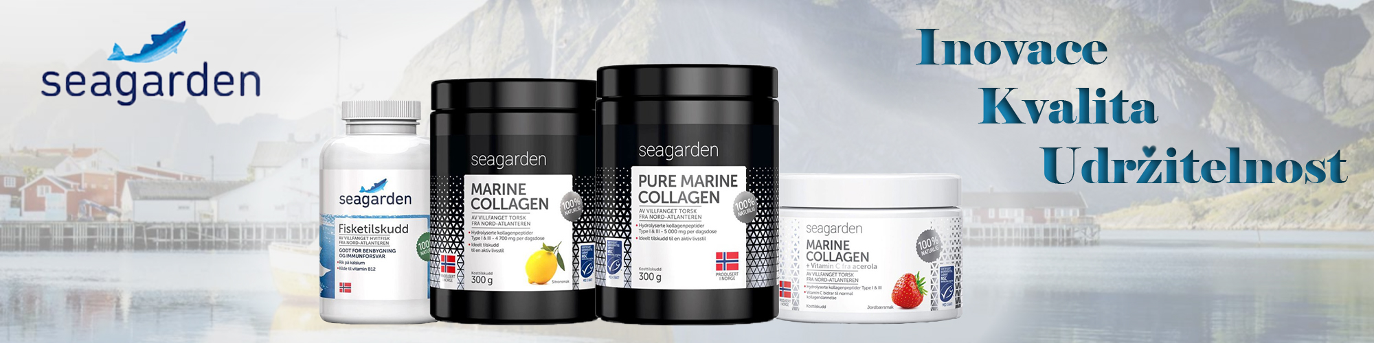 Seagarden - Severoatlantická kvalita