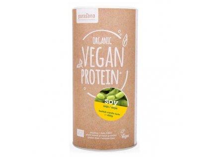 Sojový protein
