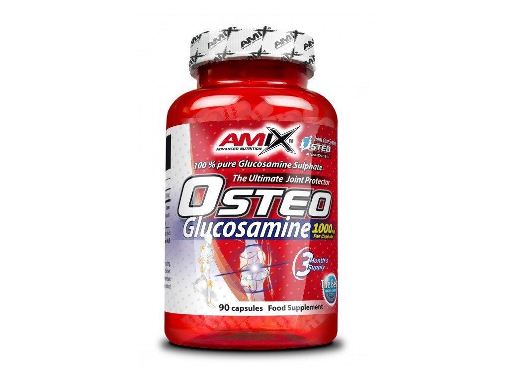 Amix Osteo Glucosamine 1000mg 90kapslí