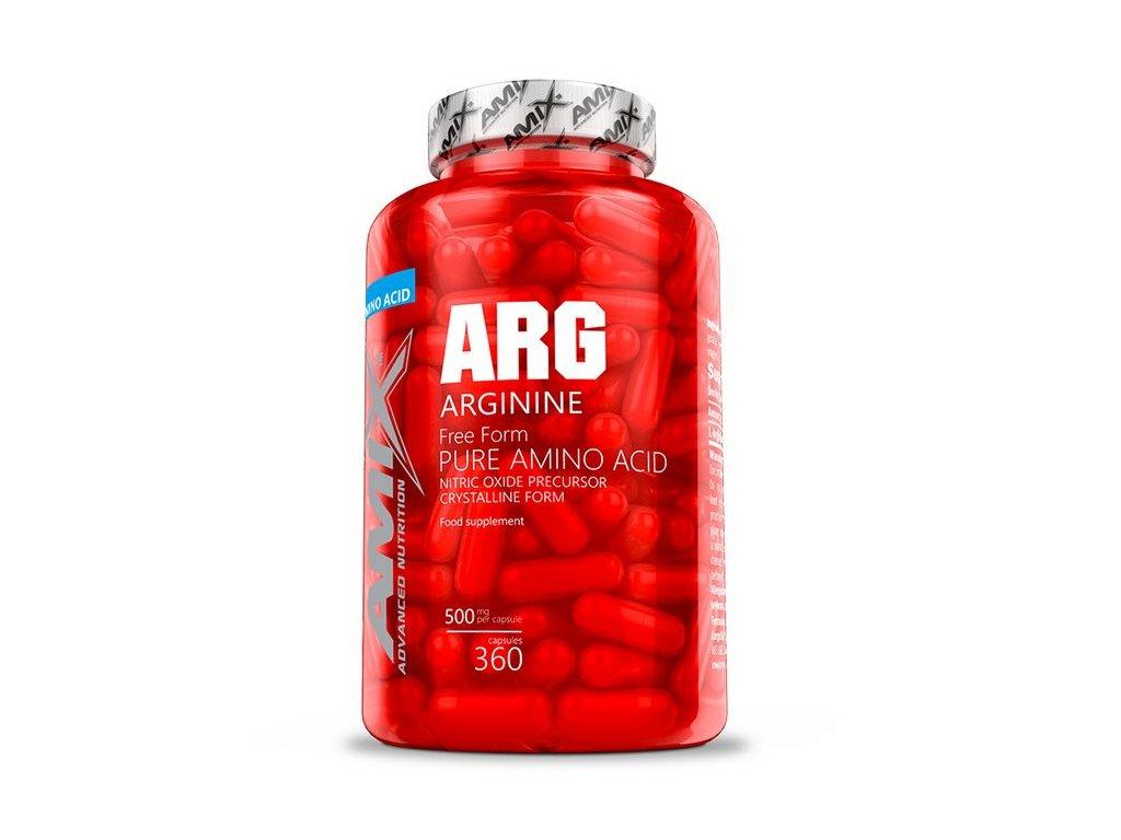 Amix Arginine 360kapslí