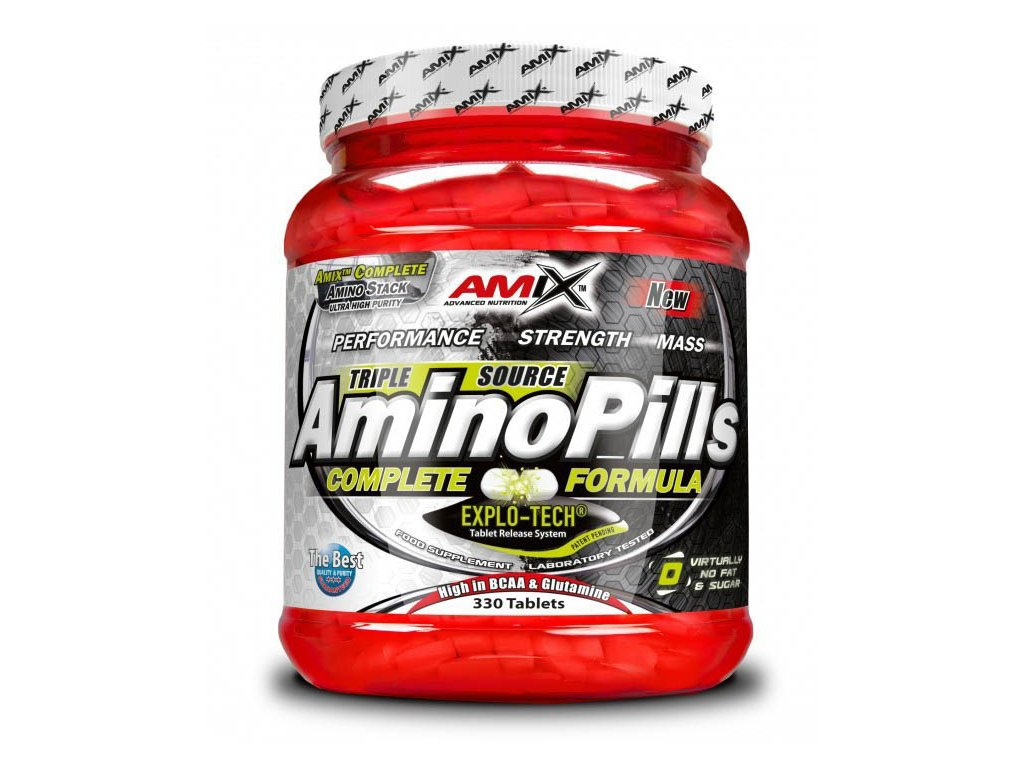 Amix Amino Pills 330 tablet