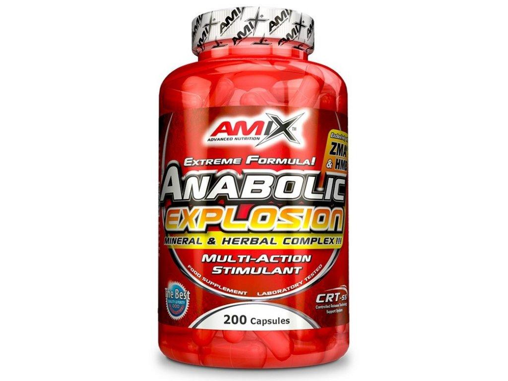 Amix Anabolic Explosion 200kapslí