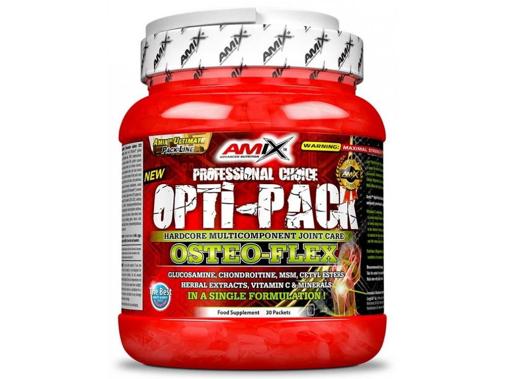 Amix Opti-Pack Osteo-Flex 30sáčků