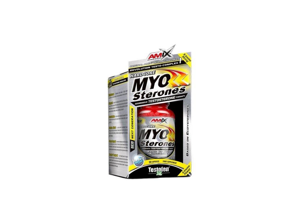 Amix MyoSterones 90kapslí