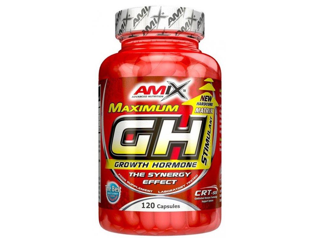 Amix Maximum GH Stimulant 120kapslí