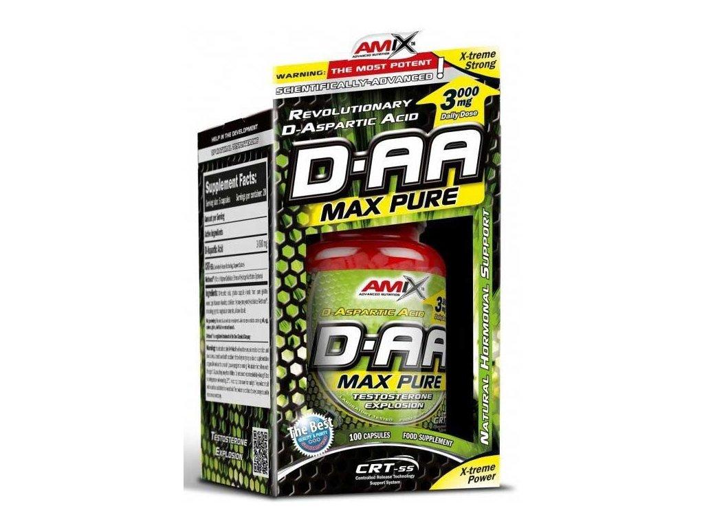 Amix D-AA 100kapslí