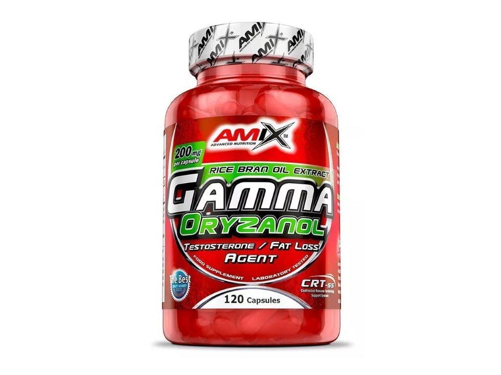 Amix Gamma Oryzanol Shamman 120kapslí