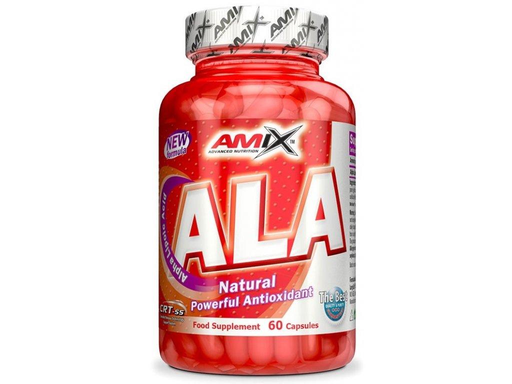 Amix ALA - Alpha Lipoic Acid 60kapslí
