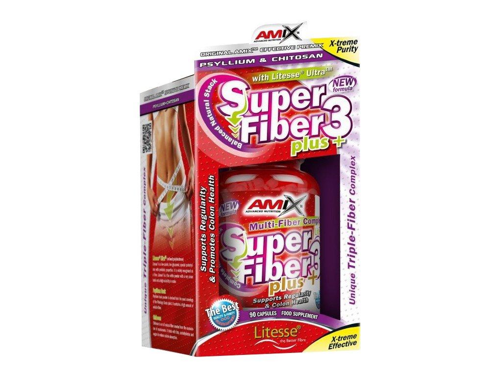 Amix Super Fiber 90kapslí