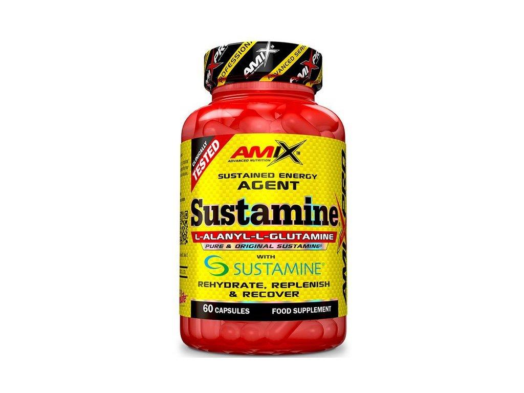 Amix Sustamine 60kapslí