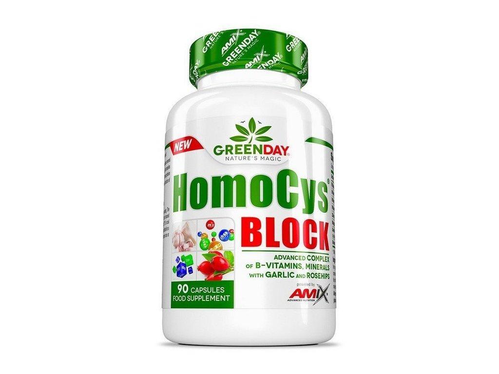Amix Homocys Block 90kapslí