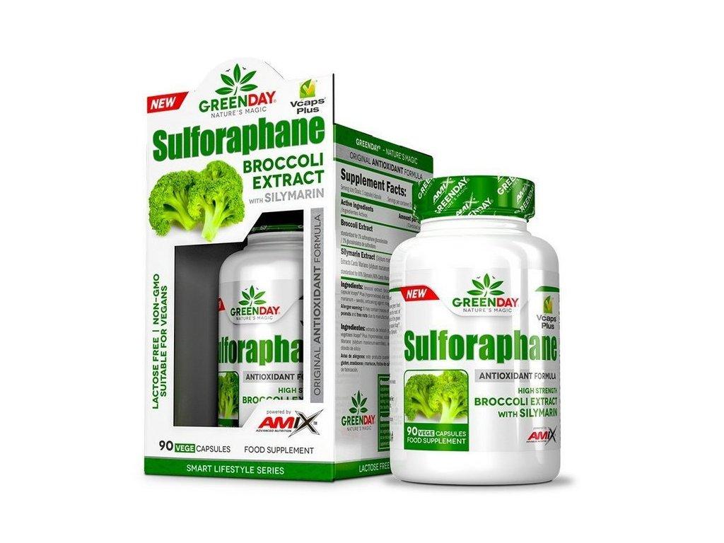 Amix Sulforaphane 90kapslí