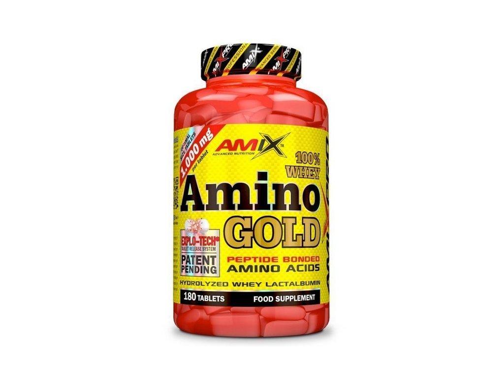 Amix Whey Amino Gold 180tablet