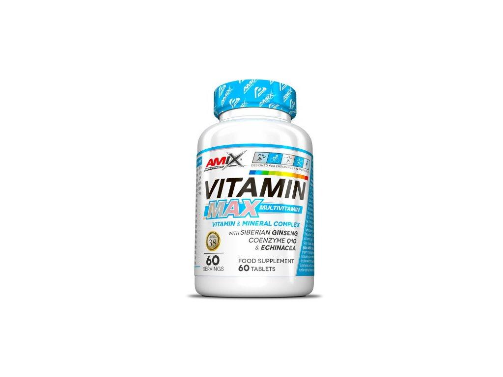 Amix Vitamin Max Multivitamin 60tablet