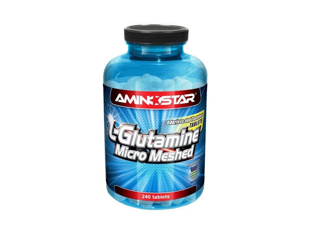 Aminostar L-Glutamine 240tablet