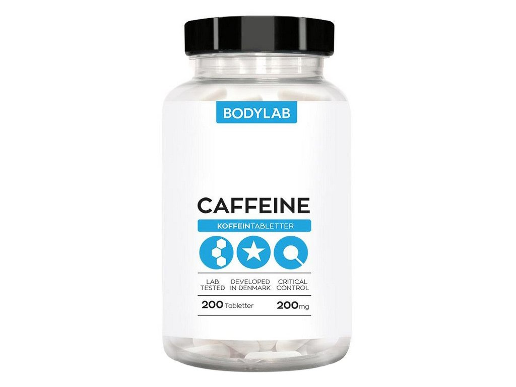 Bodylab Caffeine 200 tablet
