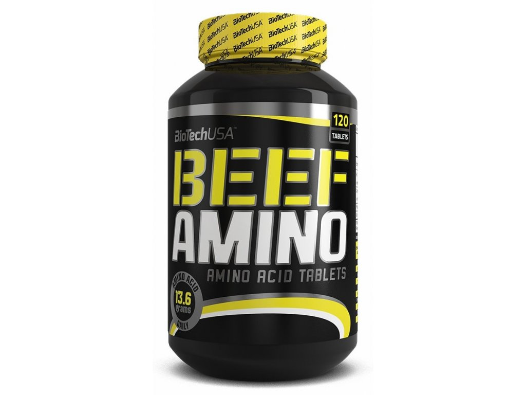 BioTech Beef Amino 120tablet