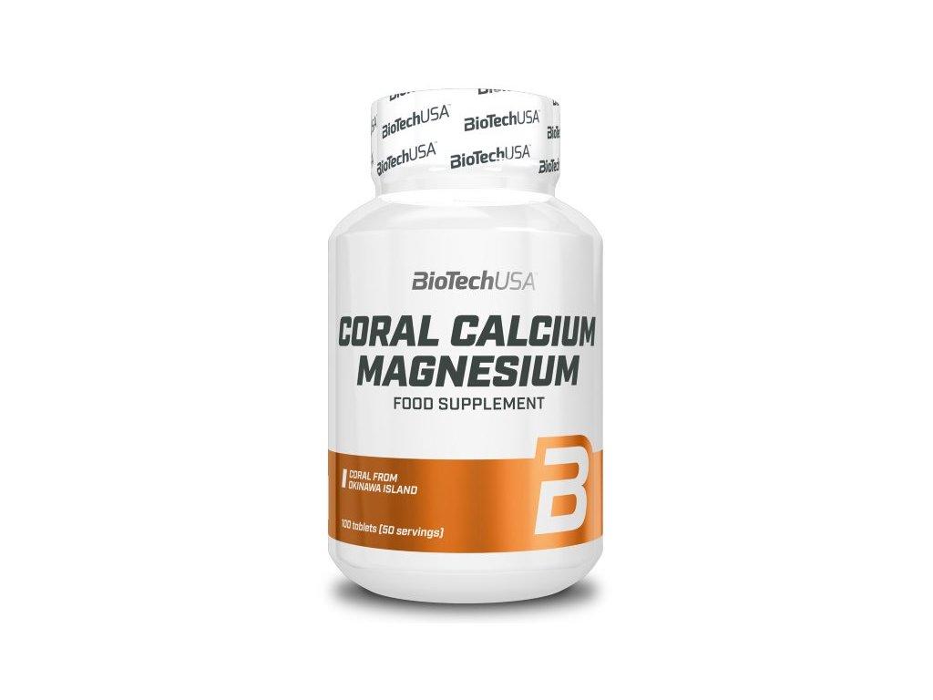 BioTech Coral Calcium Magnesium 100tablet