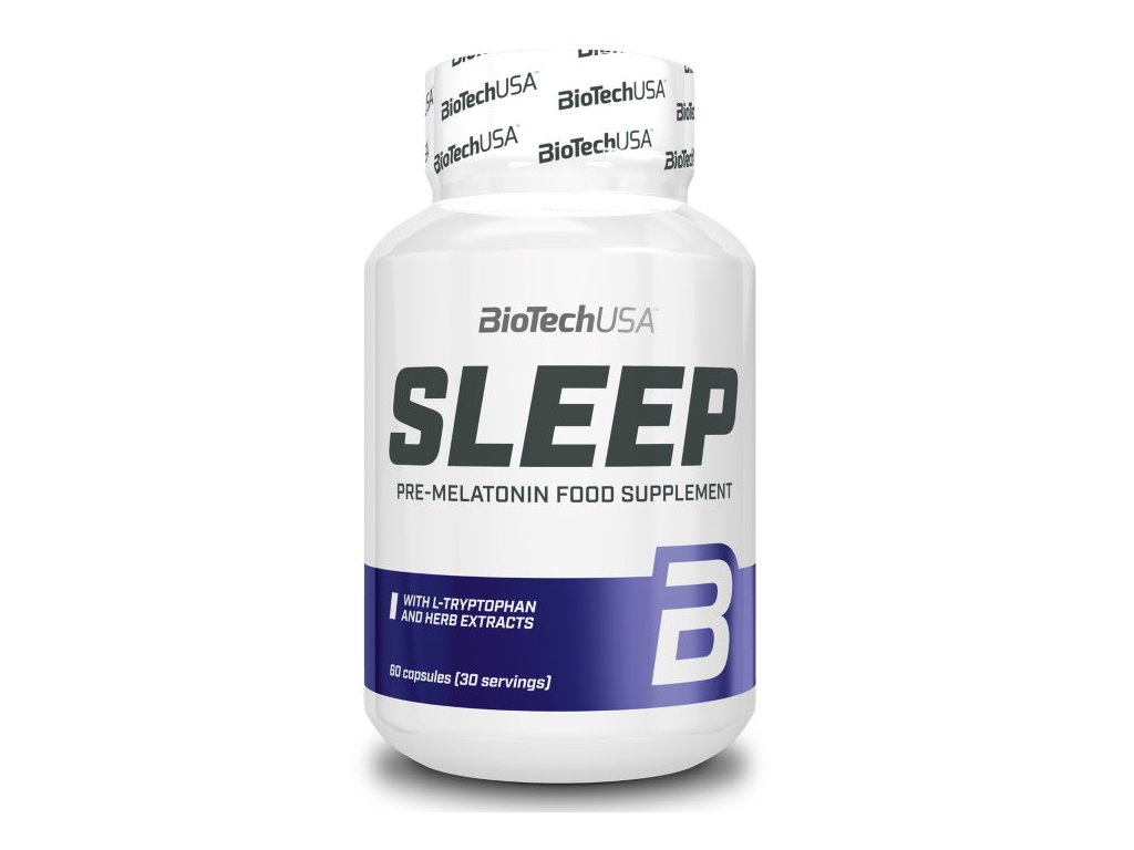 BioTech Sleep 60 kapslí
