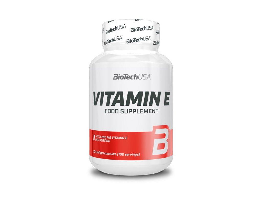 BioTech Vitamin E 100kapslí