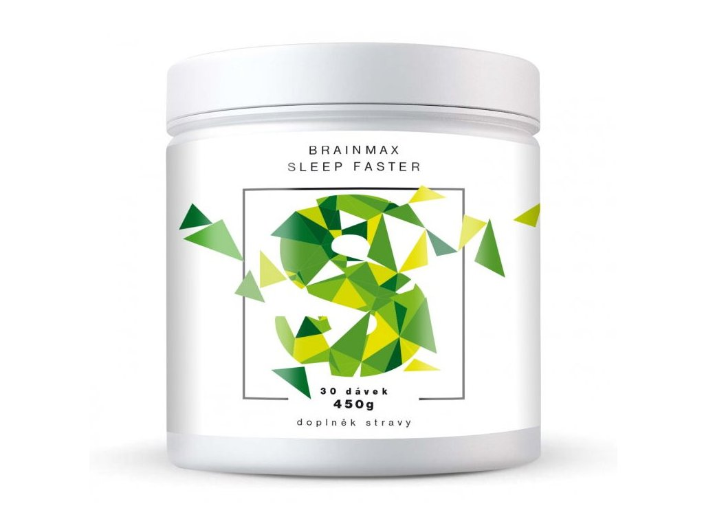 BrainMax Sleep Faster 450 g