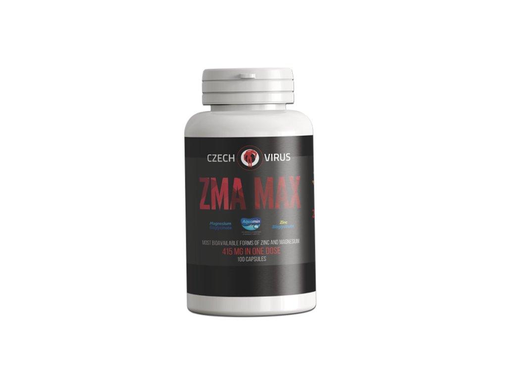 Czech Virus ZMA MAX 100kapslí