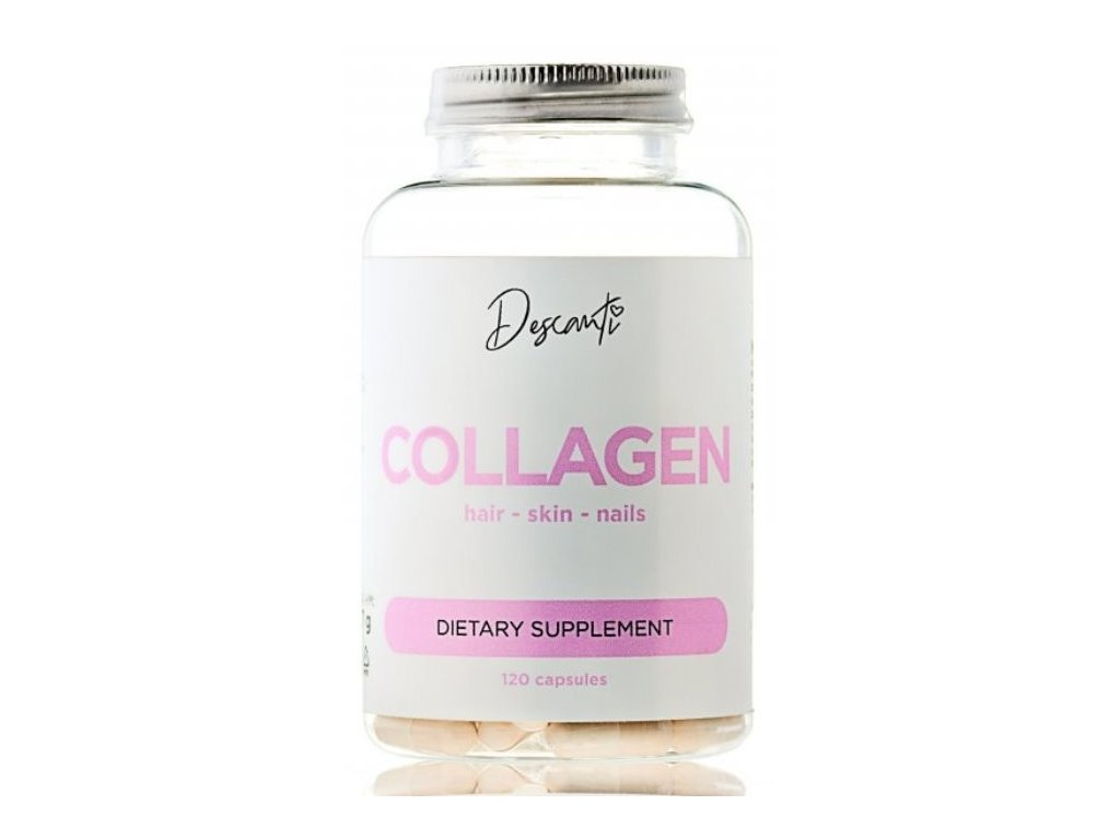 Descanti Collagen 120 kapslí