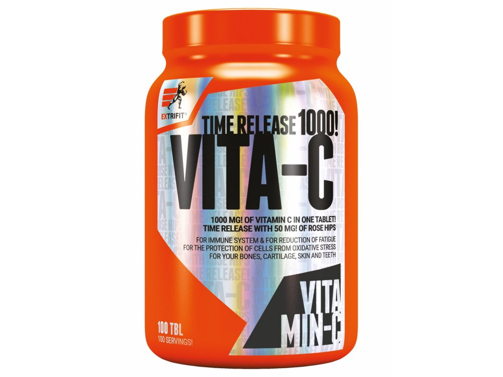 Extrifit Vita C 1000 mg Time Release 100 tablet
