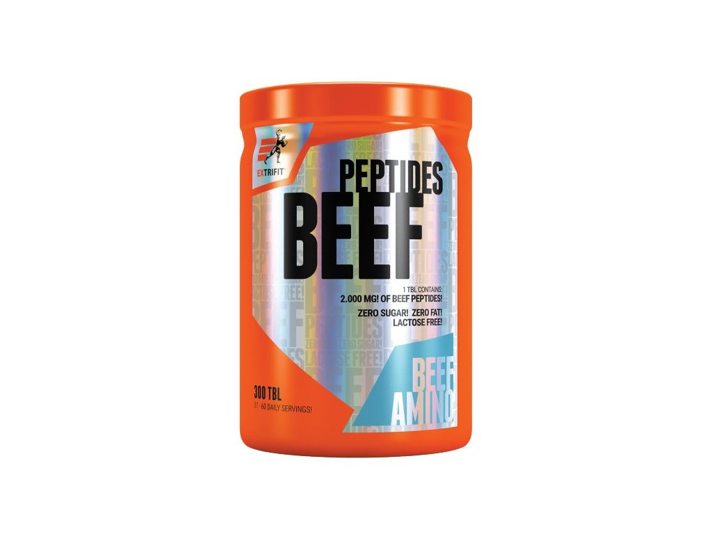 Extrifit Beef Peptides 300tablet