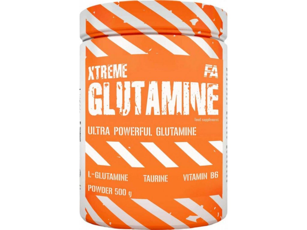 Fitness Authority Xtreme Glutamine 500 g
