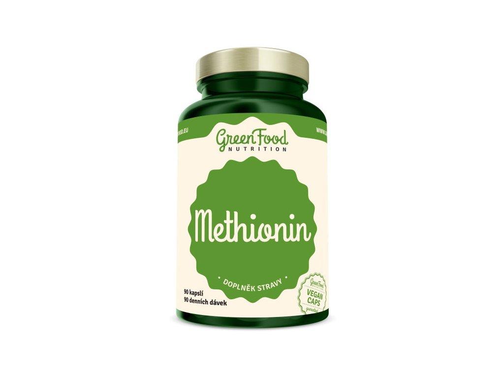GreenFood Methionin 90kapslí