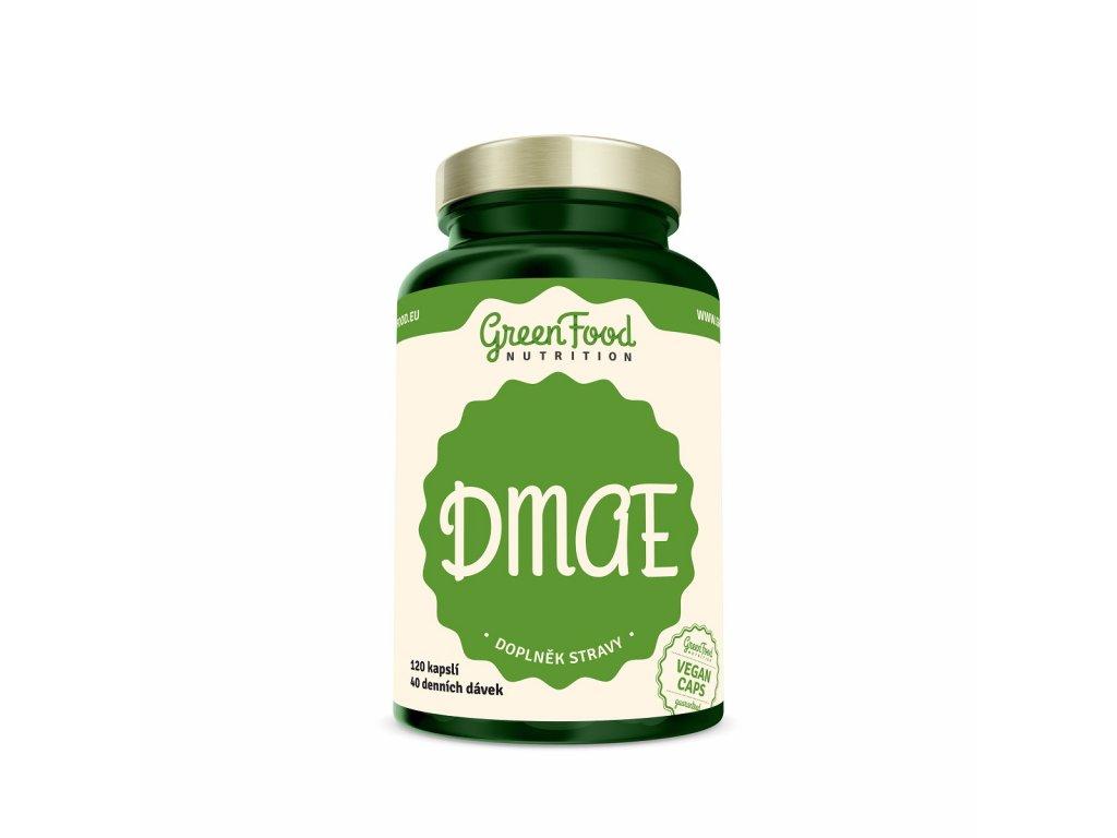 GreenFood DMAE 120kapslí