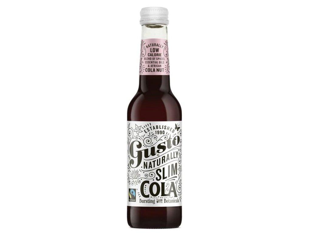 Gusto Naturally BIO Slim Cola 275ml