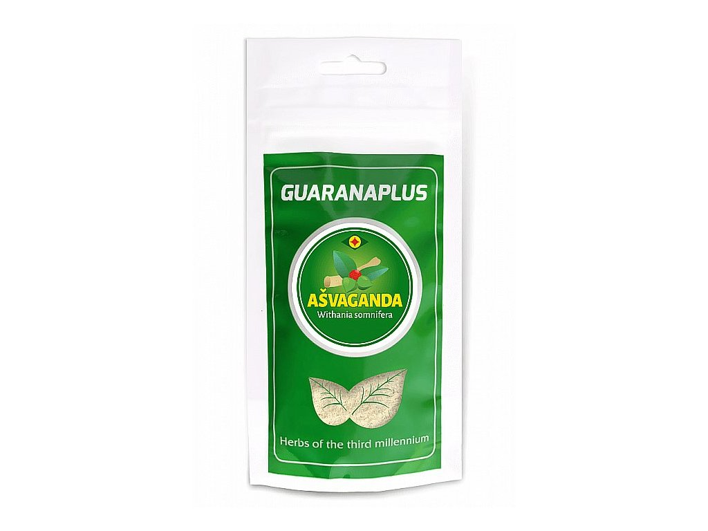 GuaranaPlus Ašvaganda 100g