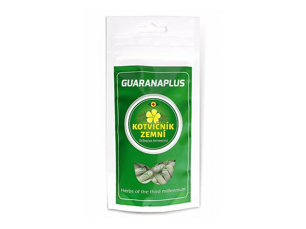 GuaranaPlus Kotvičník zemní 100kapslí