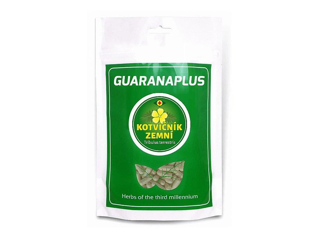 GuaranaPlus Kotvičník zemní XL balení 400kapslí