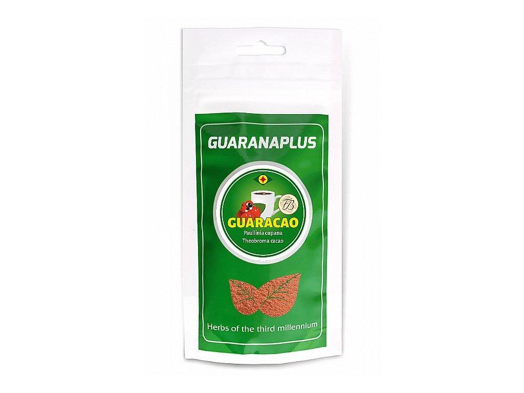 GuaranaPlus Guaracao - kakaový nápoj s Guaranou 100g