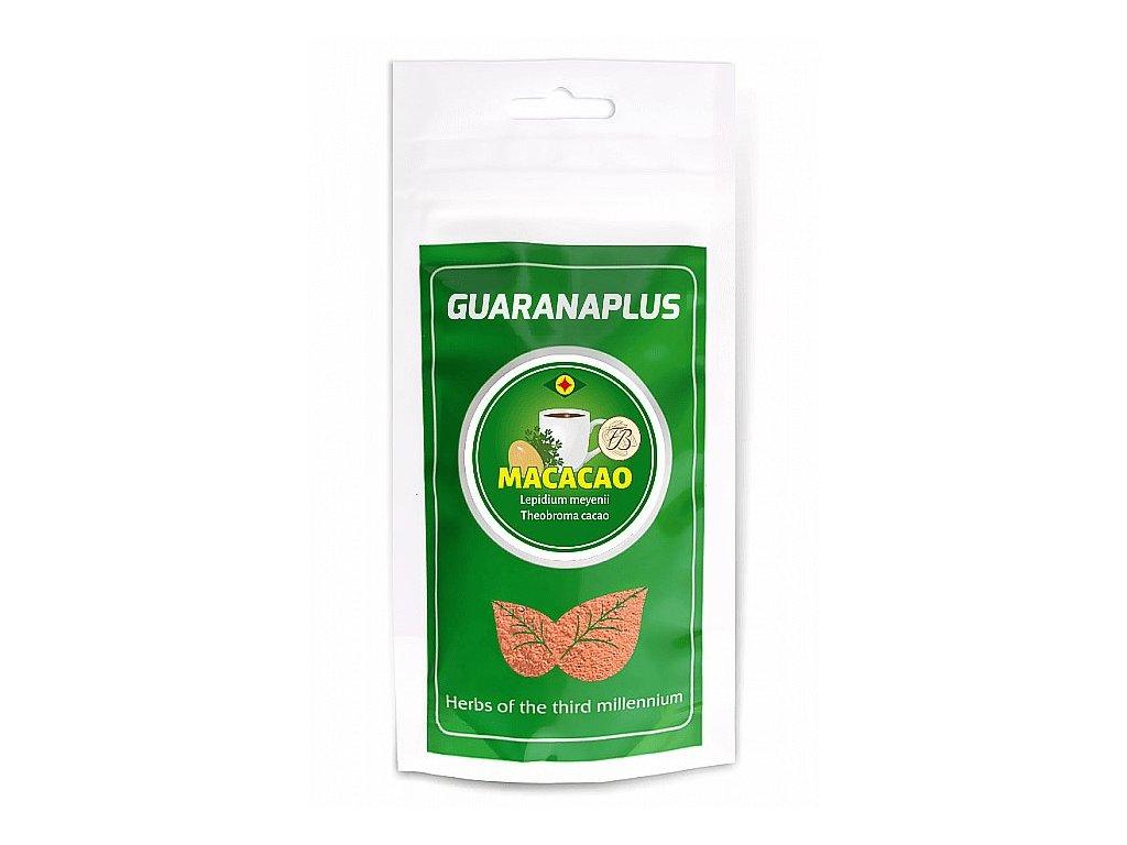GuaranaPlus Macacao - kakaový nápoj s Makou 100g