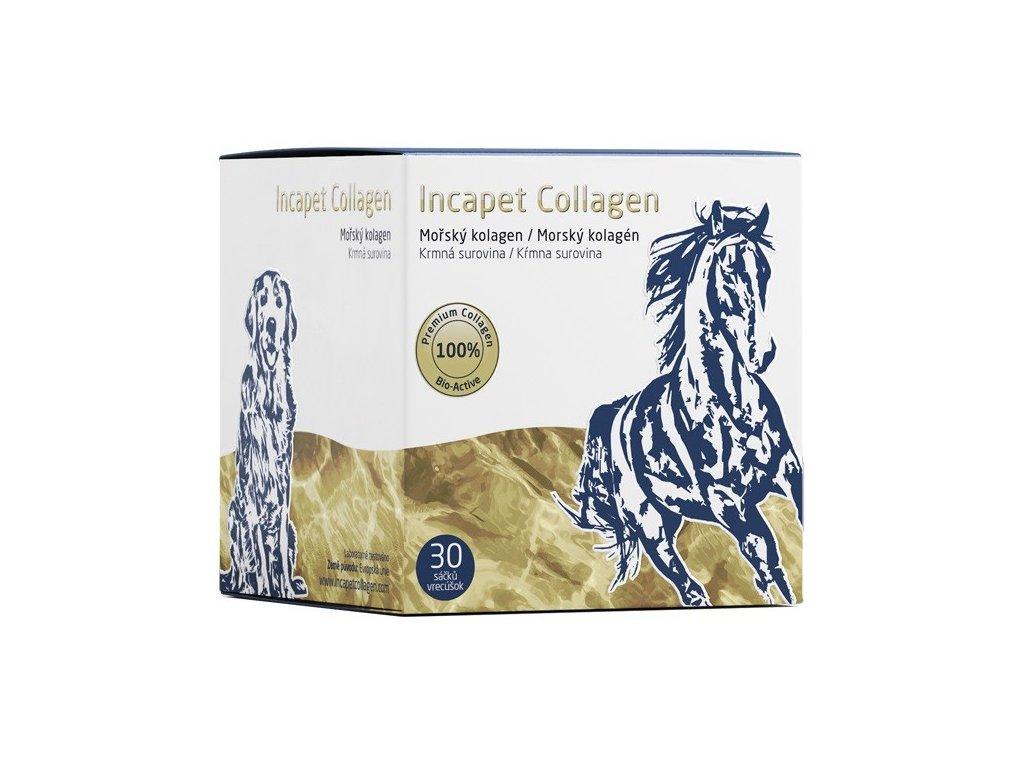 Incapet Collagen Mořský kolagen 30sáčků